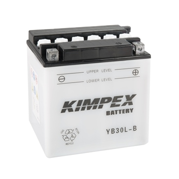 YB30L-B-PP KIMPEX Heavy Duty Battery