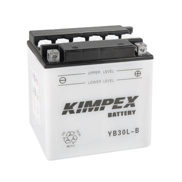 Kimpex Batterie YuMicron YB30L-B
