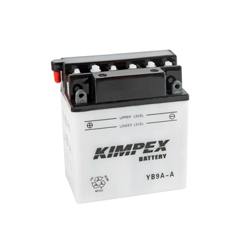 Batterie Ultra Robuste KIMPEX YB9A-A-PP