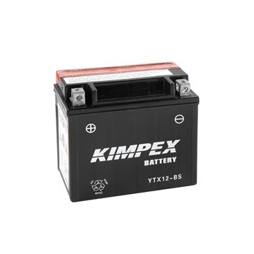 Kimpex Batterie sans entretien YTX12-BS-PP