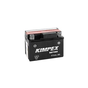 Kimpex Batterie sans entretien YTX4L-BS-PP