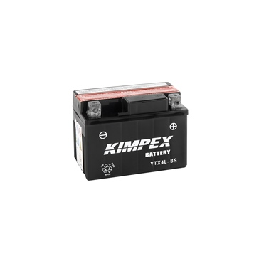 Kimpex Battery Maintenance Free AGM YTX4L-BS