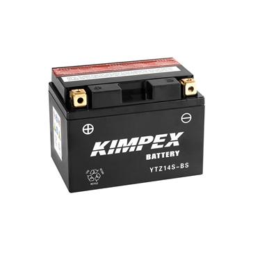 Kimpex Batterie Haute Performance AGM sans entretien YTZ14S-BS