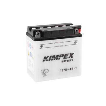 Kimpex Battery Conventional 12N9-4B-1