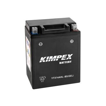 Kimpex Batterie Haute Performance AGM sans entretien YTX14AHL-BS(GEL)