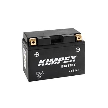 Kimpex Batterie Haute Performance AGM sans entretien YZ14S