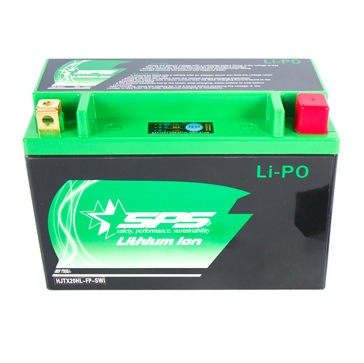 Kimpex Super Performance Lithium Ion Battery YJTX20HL-FP-SWI