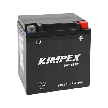 Kimpex Battery Maintenance Free AGM High Performance YIX30L-PW (FA)