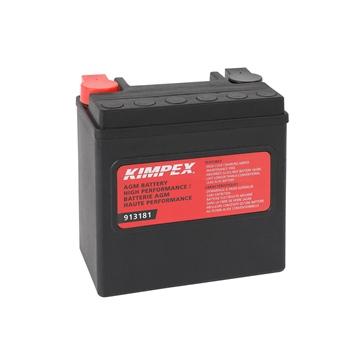 Kimpex Battery Maintenance Free AGM GYZ16HL