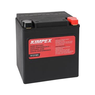 Kimpex Battery Maintenance Free AGM GYZ32HL