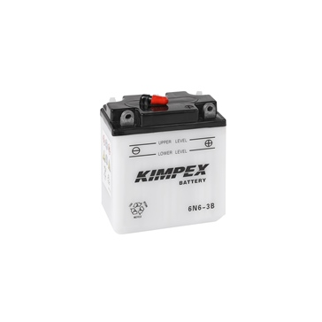 Kimpex Battery Conventional 6N6-3B