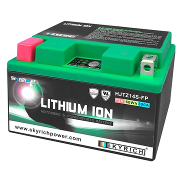 Skyrich Batterie au lithium-ion super performance HJTZ14S-FP