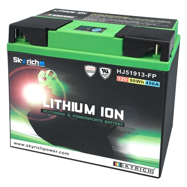 Skyrich Battery Lithium Ion Super Performance HJ51913-FP
