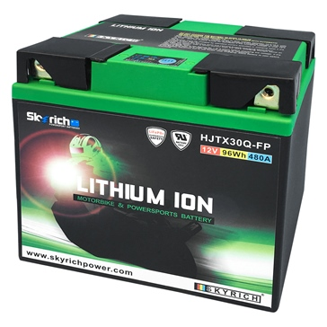 Skyrich Batterie au lithium-ion super performance HJTX30Q-FP