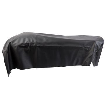 KIMPEX Black Non-Skid Seat Cover