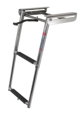 Kimpex 400 lbs, 2-Step, Ladder Foldable - 2