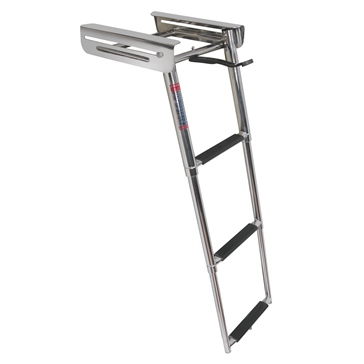 Kimpex 400 lbs, 3-Step, Ladder Foldable - 3