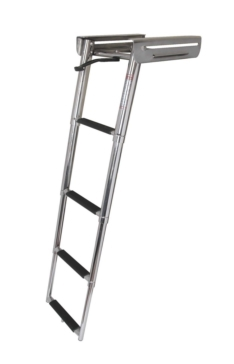 Kimpex 400 lbs, 4-Step, Ladder Foldable - 4