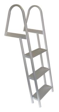 Kimpex Échelle de quai/ponton en aluminium Fixe - 3