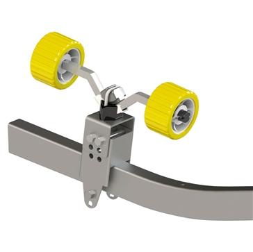 Tie Down Wobble Roller