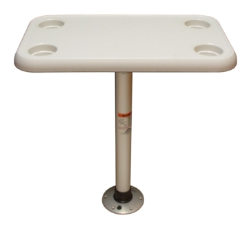 Rectangular SPRINGFIELD Tables, Rectangular for Boat