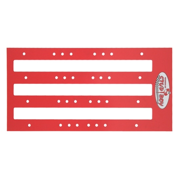 STUD BOY Track Studding Template