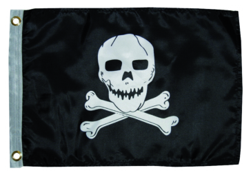"TAYLOR MADE Drapeau ""Jolly roger"""