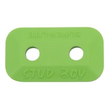 """Plaque d'appui « Super-Lite » double, 1"""" STUD BOY"""