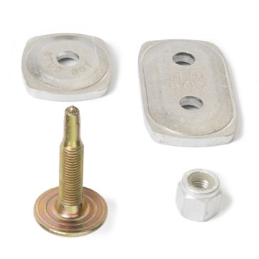 STUD BOY Power Point Kit for Pre-Holded Tracks 1.375""