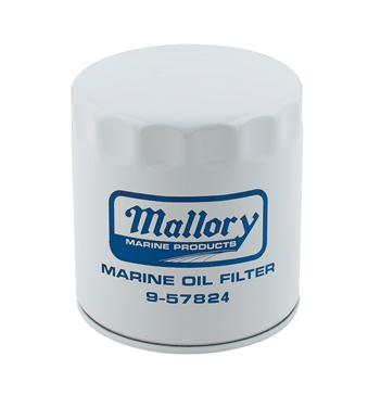 9-57824 MALLORY Oil Filter 9-57824