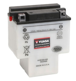 Yuasa Battery YuMicron HYB16A-AB