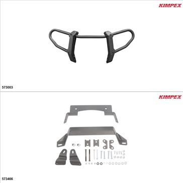 Kimpex Gen 2.1 Front Bumper Kit, Polaris Sportsman SP 570 2015-19