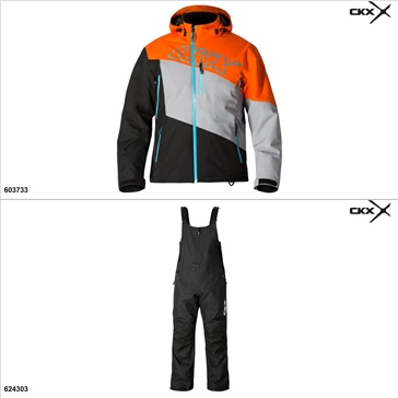 CKX Husky Jacket/Pants Suit - M