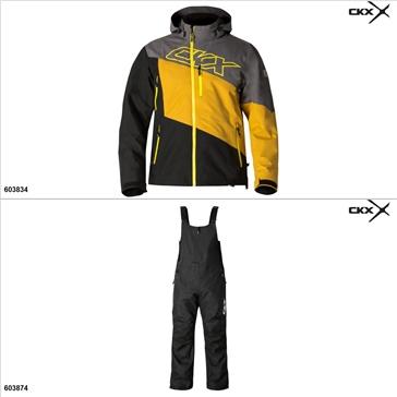 CKX Husky zero Jacket/Pants Suit - L