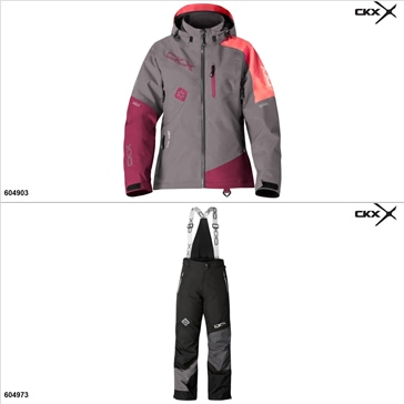 CKX Montana Jacket/Pants Suit - M