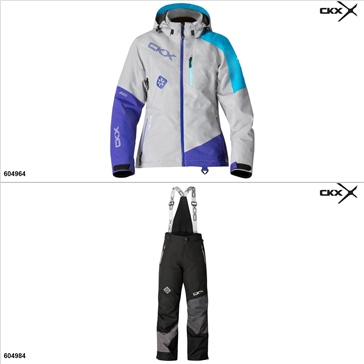 CKX Montana zero Jacket/Pants Suit - L