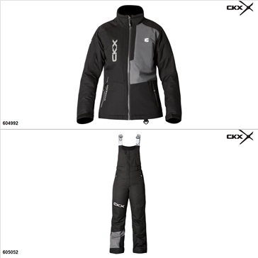 CKX Bella Jacket/Pants Suit - S