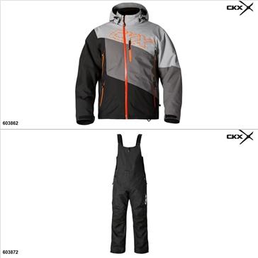 CKX Husky zero Jacket/Pants Suit - S