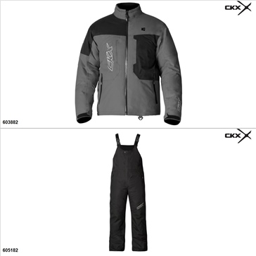 CKX Tundra Jacket/Pants Suit - S