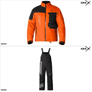 CKX Tundra Jacket/Pants Suit - L