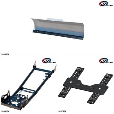 "KFIProducts - Kit de pelle VTT - 60"", Arctic Cat 1000 2009-17"