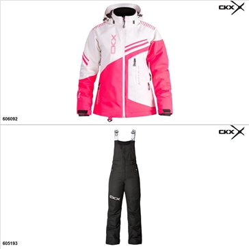 CKX Reach Jacket/Pants Suit - S - M