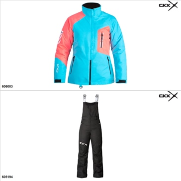 CKX Cozy Jacket/Pants Suit - M - L