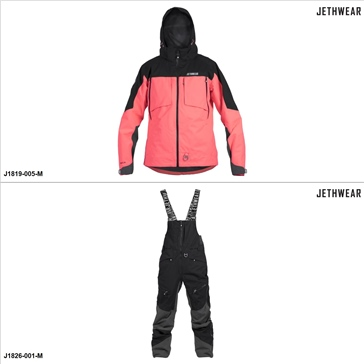 Jethwear The Burn/Pemby Jacket/Pants Suit - M
