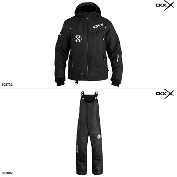 CKX Beyond Jacket/Pants Suit - S