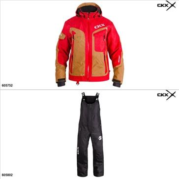 CKX Beyond Jacket/Pants Suit - S