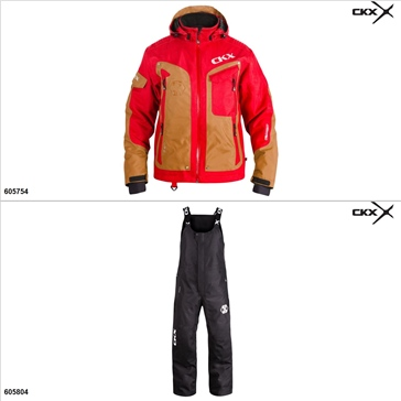 CKX Beyond Jacket/Pants Suit - L