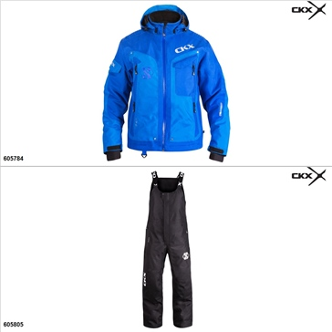 CKX Beyond Kit de Manteau/pantalon - G - TG