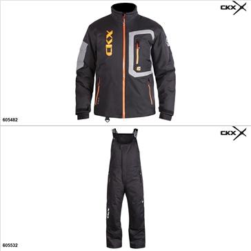 CKX Master Jacket/Pants Suit - S