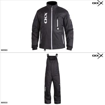 CKX Master Jacket/Pants Suit - M